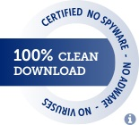Clean download certification image