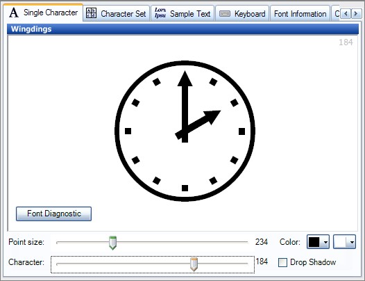 Printers Apprentice 81 Documentation Windows Font Manager How